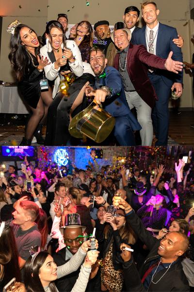 San Diego NYE Parties